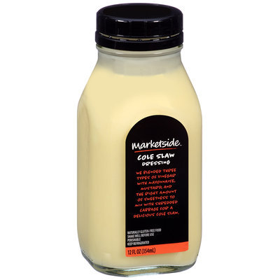 Marketside™ Cole Slaw Dressing 12 fl. oz. Bottle