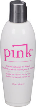 Pink® Silicone Lubricant for Women 4.7 oz. Bottle