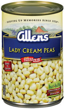 The Allens Lady Cream Peas 15.5 Oz Can
