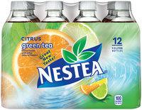 Nestea® Citrus Green Tea 12-16.9 fl. oz. Plastic Bottles