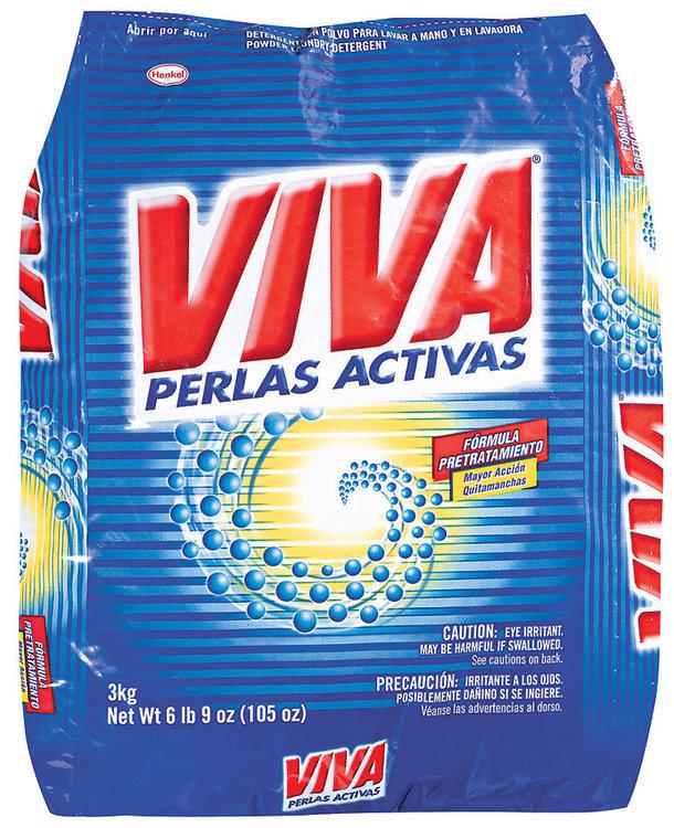 Viva Perlas Activas Powder Laundry Detergent