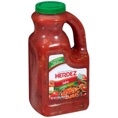 Herdez® Medium Salsa Casera 70 oz. Jug