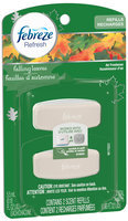 Febreze Set&Refresh Falling Leaves Air Freshener 2-0.18 fl. oz. Carded Pack