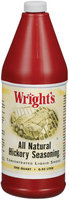 Wright's All Natural Hickory Seasoning 1 Qt Jug