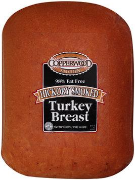 Copperwood Kitchen Hickory Smoked Turkey Breast