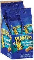 Planters Dry Roasted Pistachios 12-1.75 oz. Bags
