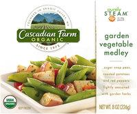 Cascadian Farm Organic Garden Vegetable Medley