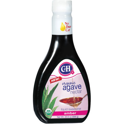 C&H Amber Organic Agave Nectar