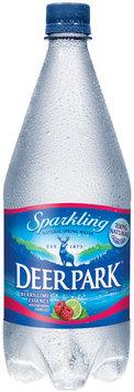 Deer Park Sparkling Natural Spring Water Berry Lime Essence 1L Plastic Bottle