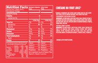 Dannon® Danimals® Smoothies Strawberry Explosion/Cotton Candy Smoothie 12-3.1 fl. oz. Bottles
