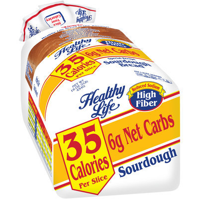 Healthy Life® Sourdough Bread 16 oz. Bag