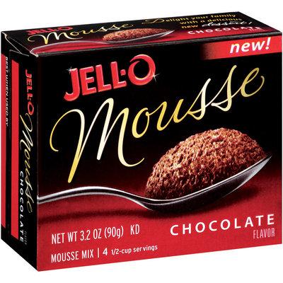 Jell-O Chocolate Mousse Mix 3.2 oz. Box