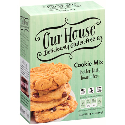 Our House™ Cookie Mix 16 oz. Box