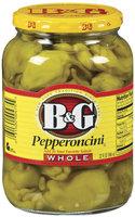 B&G Whole Pepperoncini 32 Oz Jar