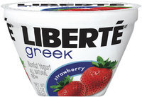 Liberté® Greek Strawberry Nonfat Yogurt