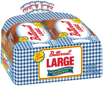 Butternut® Large Enriched Bread 2-20 oz. Pack