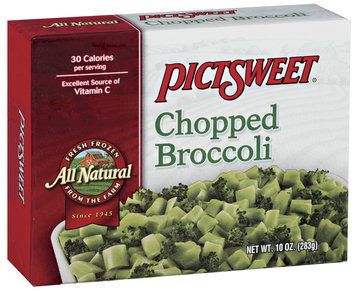 ALL NATURAL Chopped All Natural Broccoli 10 OZ BOX