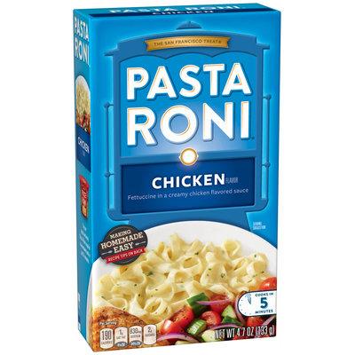 Pasta Roni® Chicken Fettuccine 4.7 oz. Box