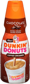 Dunkin' Donuts® Chocolate Coffee Creamer 32 fl. oz. Bottle