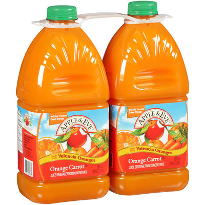 Apple & Eve® Orange Carrot Juice