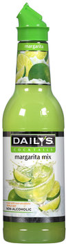 Daily's® Cocktails Non-Alcoholic Margarita Mix 33.8 fl. oz. Bottle