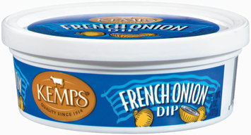 Kemps French Onion Dip 8 Oz Carton