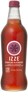 IZZE® Sparkling Blackberry Juice 16 fl. oz. Bottle