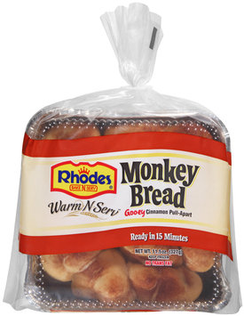 Rhodes Bake-N-Serv® Warm-N-Serv™ Monkey Bread 11.5 oz. Tray