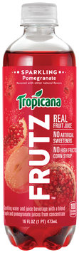 Tropicana® Frutz™ Pomegranate Sparkling Water And Juice