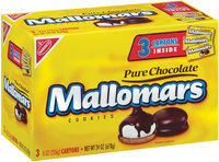 Nabisco Mallomars Pure Chocolate Cookies