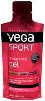 Vega™ Sport Endurance Gel Raspberry Energy Shot 1.6 oz. Pouch