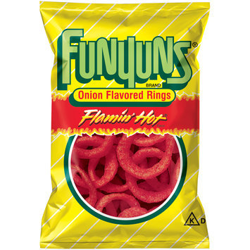 Funyuns® Flamin' Hot® Onion Flavored Rings