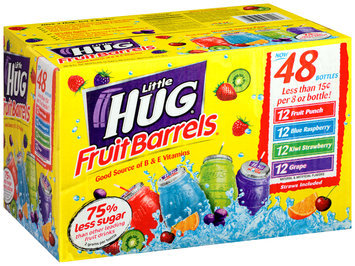 Little Hug® Fruit Barrels® Original Variety Pack Fruit Drink
