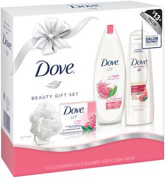 Dove Beauty Gift Set 4 ct Box