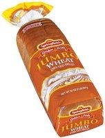 Springfield Jumbo Wheat Bread 32 Oz Bag