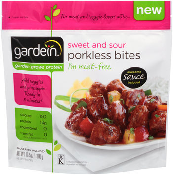 gardein™ Sweet and Sour Porkless Bites 10.5 oz. Bag