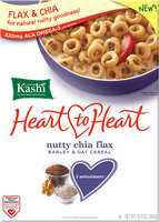 Kashi® Heart To Heart Nutty Chia Flax Cereal
