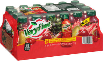 Veryfine® Fruit Punch Juice Drink Blend 2