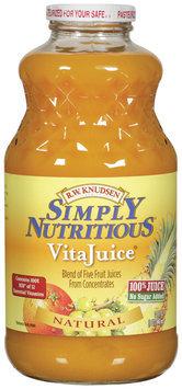 R.W. Knudsen Simply Nutritious® VitaJuice® 32 oz