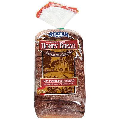 Stater Bros.® Heartland Grains® Whole Grain Honey Bread 24 oz.