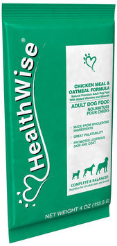 HealthWise Chicken & Oatmeal Adult Dry Dog Food
