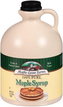 Maple Grove Farms® 100% Pure Maple Syrup 64 fl. oz. Jug
