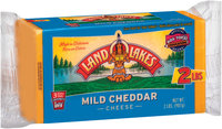 Land O'Lakes Mild Cheddar Cheese