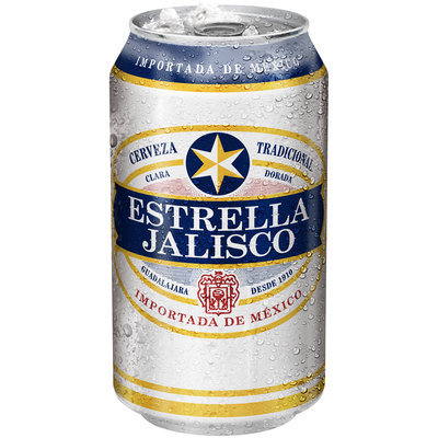 Estrella Jalisco Cerveza 12 fl. oz. Can