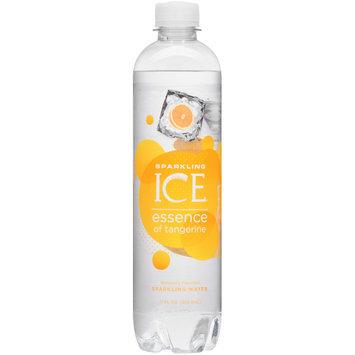 Sparkling Ice® Essence of Tangerine Sparkling Water 17 fl. oz. Bottle