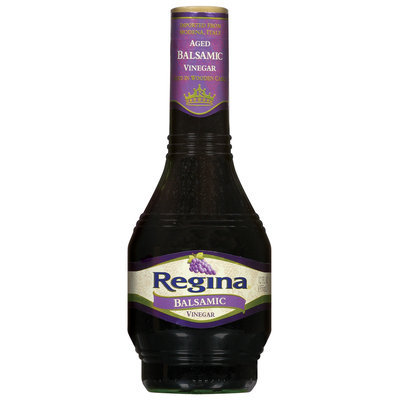 Regina Balsamic Aged Vinegar 12 Fl Oz Glass Bottle
