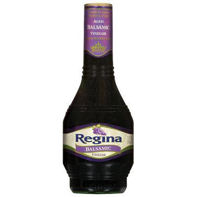Regina Balsamic Aged Vinegar 12 Fl Oz Glass Bottle