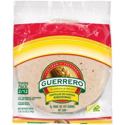 Guerrero® 12