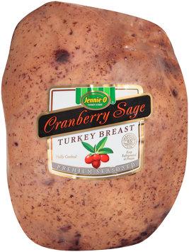 Jennie-O Turkey Store® Premium Seasoned Cranberry Sage Turkey Breast