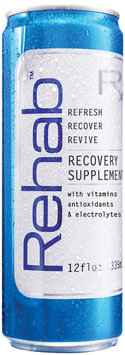 Rehab Recovery Supplement with Vitamins, Antioxidants & Electrolytes 12 oz Can